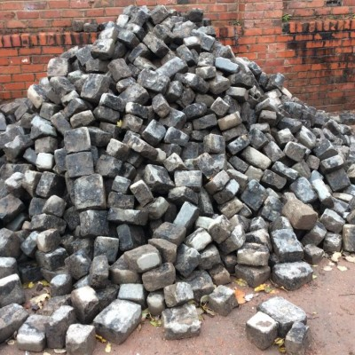 Granite Cobble Setts
