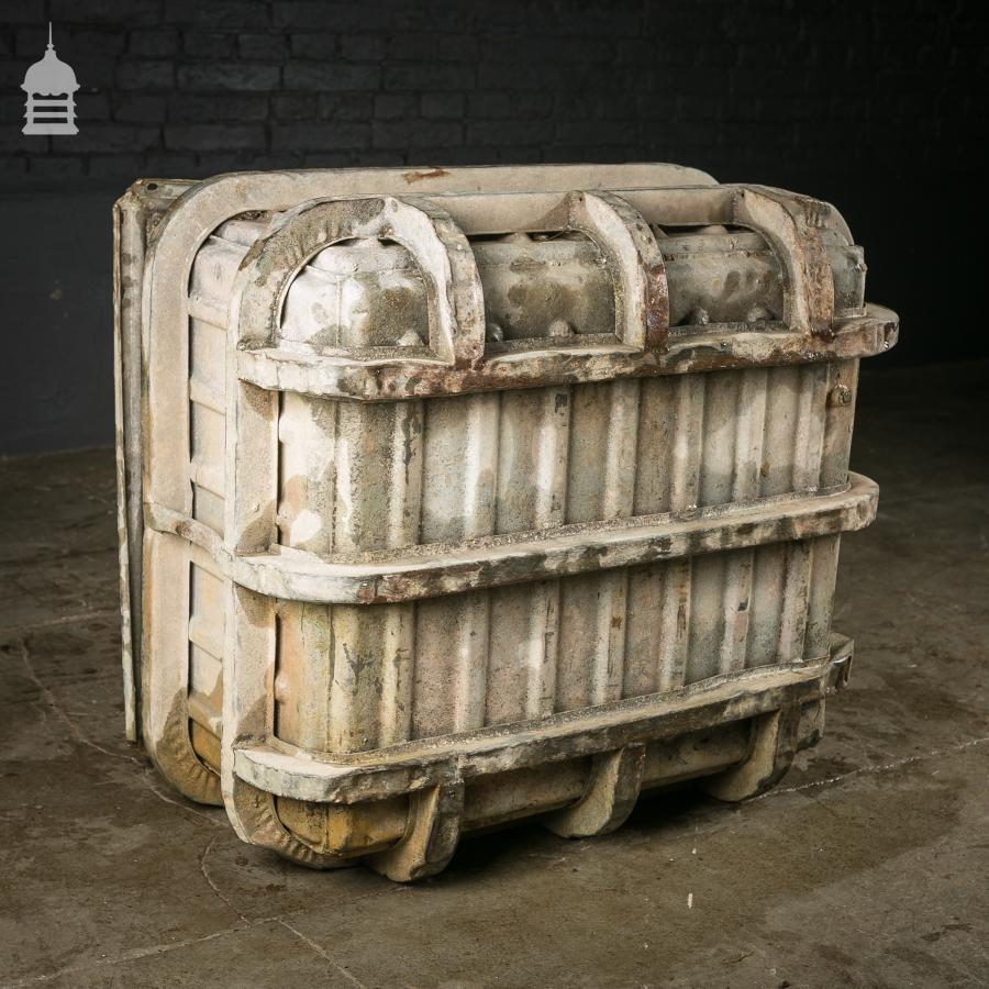 Reinforced Galvanised Tank Storage Box