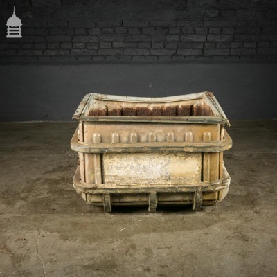 Reinforced Galvanised Tank Storage Box