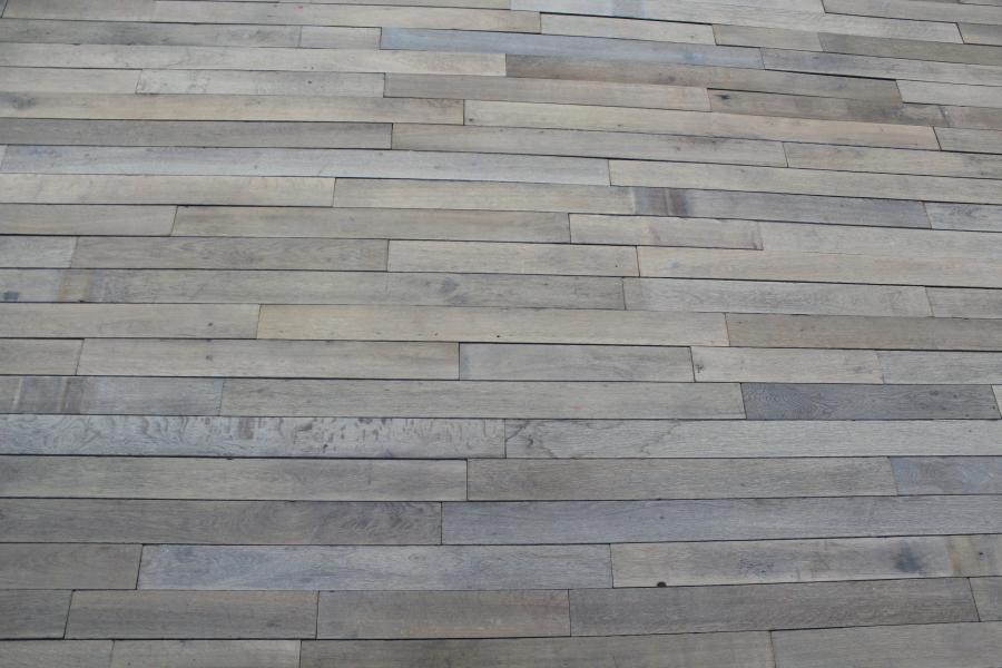 Reclaimed French Oak Haussmann Parquet Flooring