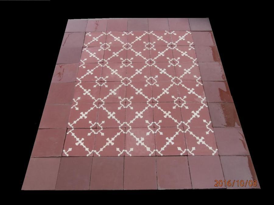 For Sale Old Spanish Cement Tiles Salvoweb Czech Republic