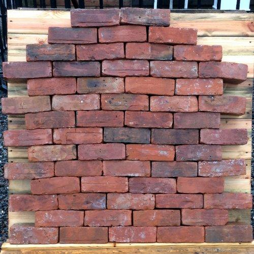 Reclaimed Wirecut Cheshire Bricks