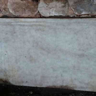 Carrara Marble Salting Table Top