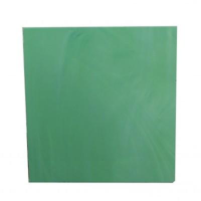 Art Deco Green Vitrolite Glass Wall Tiles