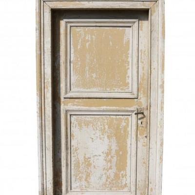 Set Of Four 19th Century Oak French Doors