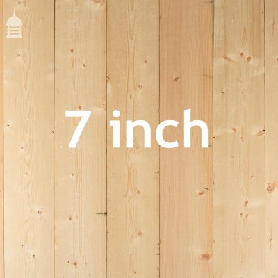 """7"""" Wide Pine Floorboards Cut from Joists with a Planed Finish"""