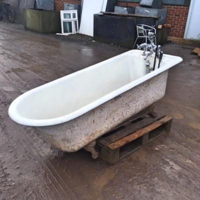 Cast Iron Plunger Bath