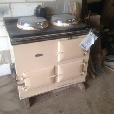 Gas Fired 2 Oven AGA