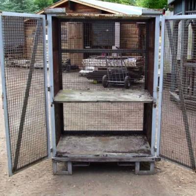 Industrial Metal Storage Case