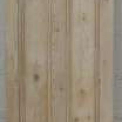 Tall Victorian pine panel.