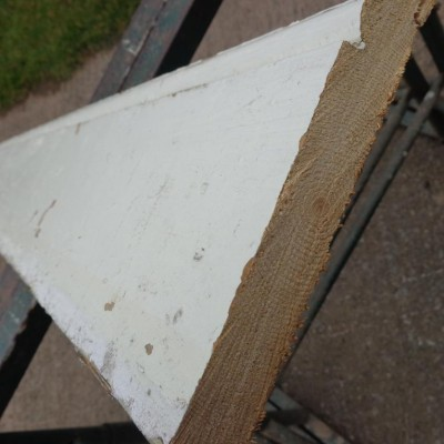 Victorian 6 3/4″ skirting board.