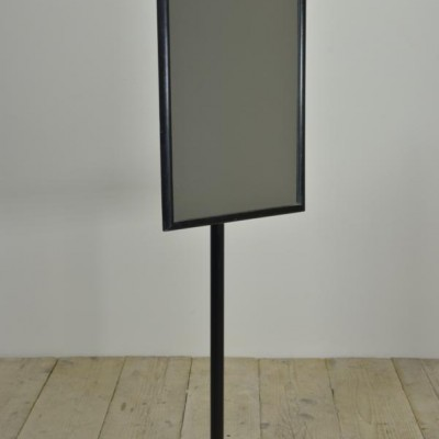 antique opticians mirror on stand - cheval alternative 1