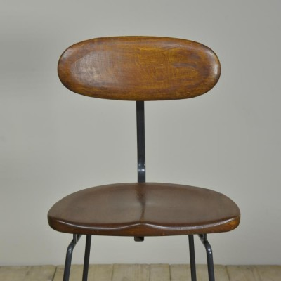 vintage architects stools