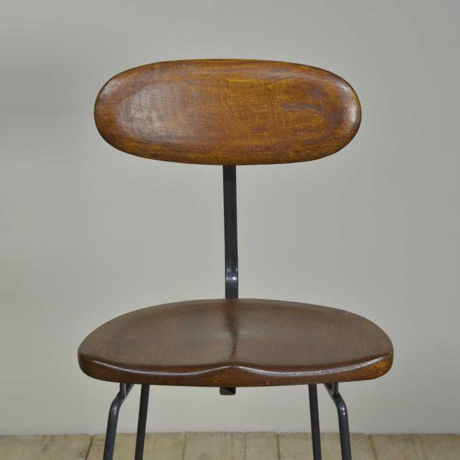 vintage architects stools