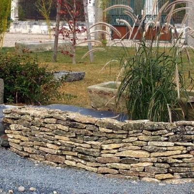 PIERRE DE CAEN A MACONNER (PLAQUETTE) / Caen limestone for walls & facing
