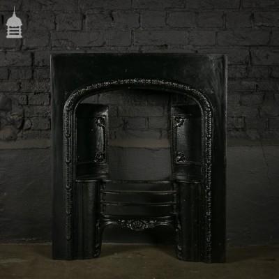 Georgian Cast Iron Fire Place Insert