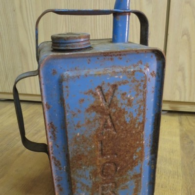Reclaimed Valor Oil Can