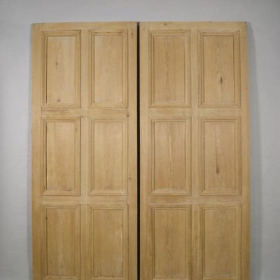 Georgian pine panelling / panels