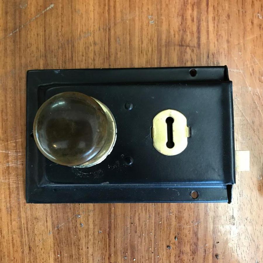 Reclaimed Door Lock