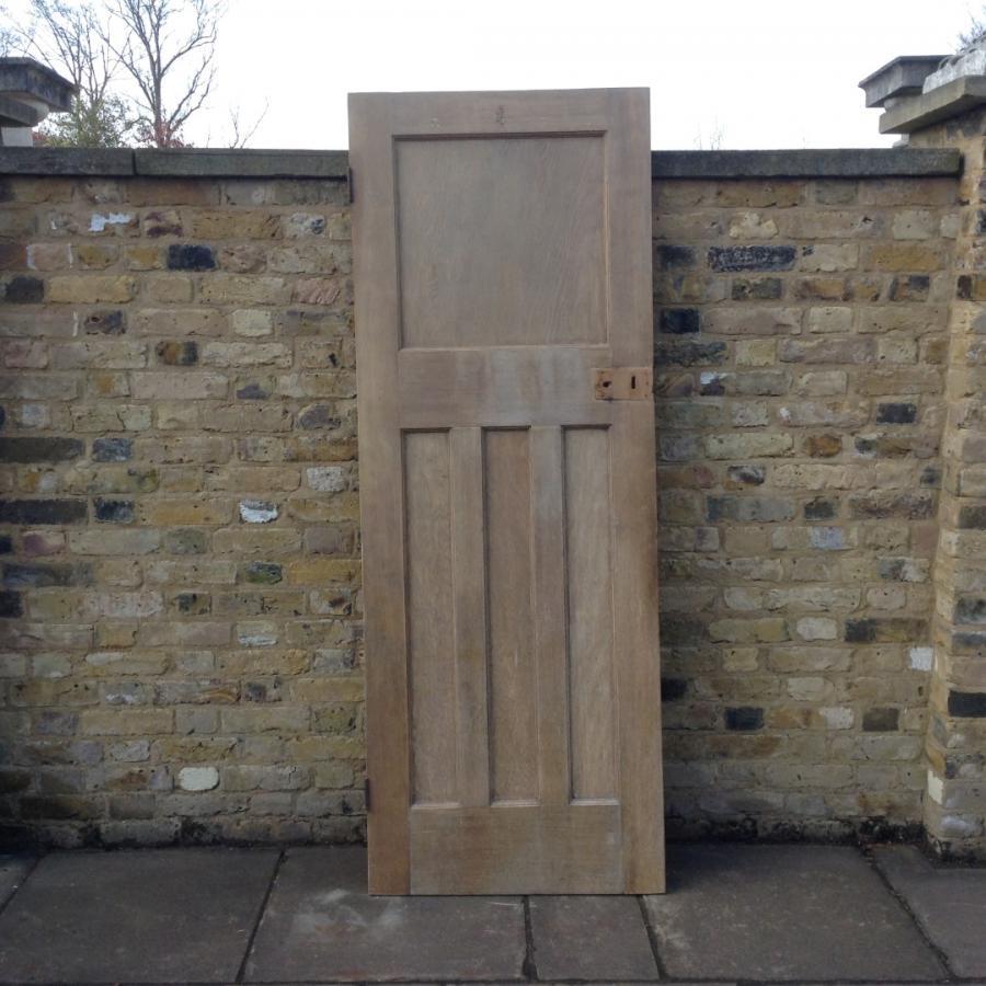 Reclaimed Hardwood Internal Door