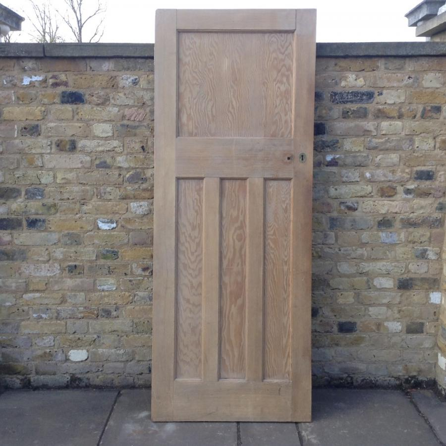 Reclaimed Hardwood Internal Door