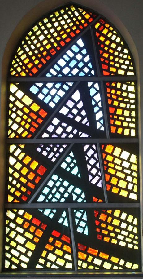 dalles de verre stained glass windows