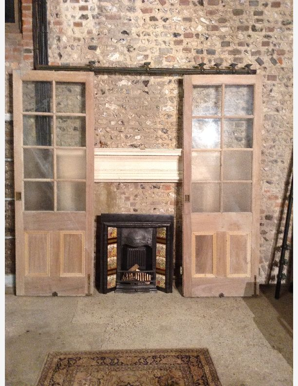 For Sale Victorian room dividers SalvoWEB UK