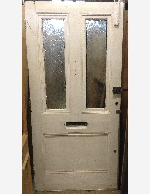 For Sale 12 Glazed Victorian Front Door Salvoweb Uk