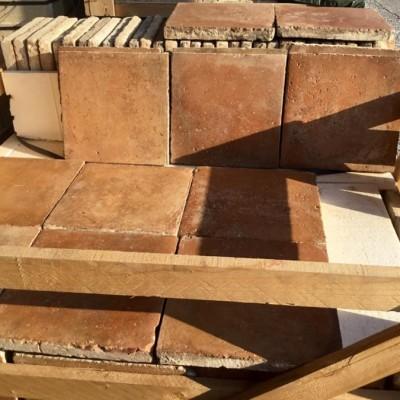 Antique Terracotta floor tile