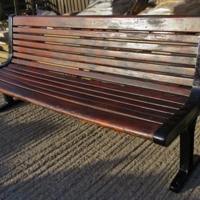 Reclaimed Garden Bench