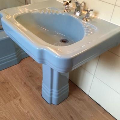 1950s Bathroom Suite, American Standard Original