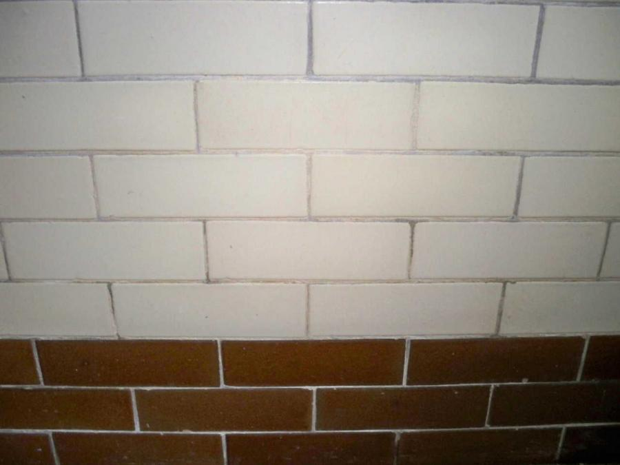 Brown Glazed Bricks