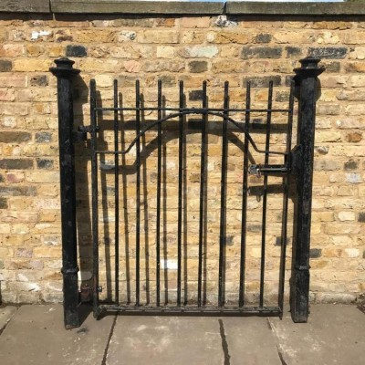 Cast Iron Architectural Gate