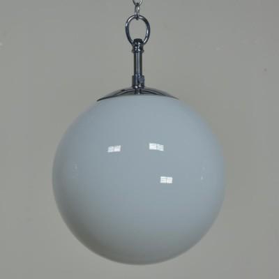 1930s opaline globe shades