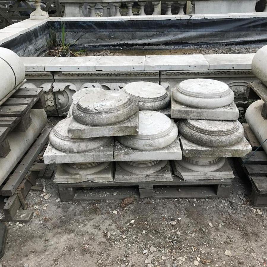 Portland Stone Column