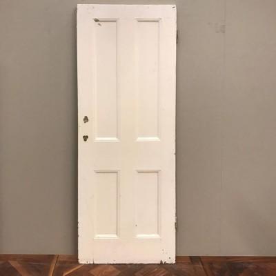 Victorian Four Panel Door - 195cm x 68cm x 3.5cm