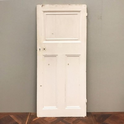 Edwardian Three Panel Door - 200cm x 80cm x 4.5cm