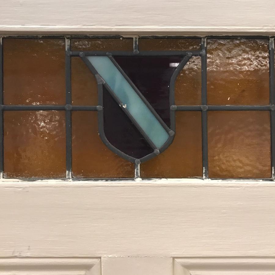 Edwardian Pine Double Doors - 181cm x 265cm x D5cm