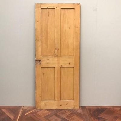 Victorian Four Panel Door - 187cm x 70.5cm x 3.5cm