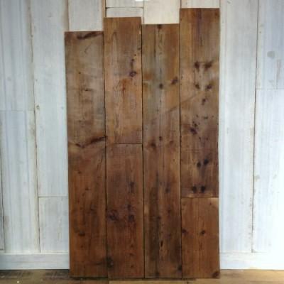 Reclaimed Old Wide Pine Flooring