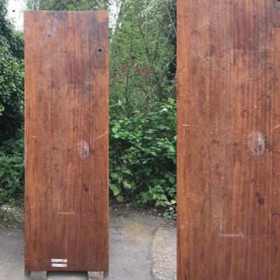 Reclaimed Solid Teak Worktop 209cm x 68cm