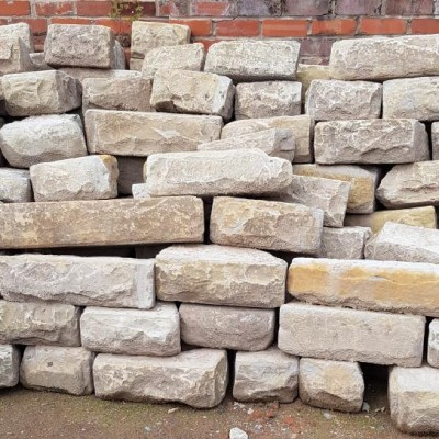 Pitch Face Walling Stone / Yorkshire Point