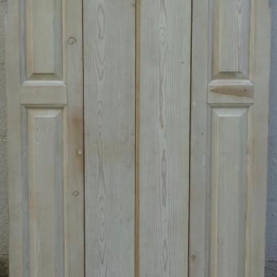 Reclaimed window shutters