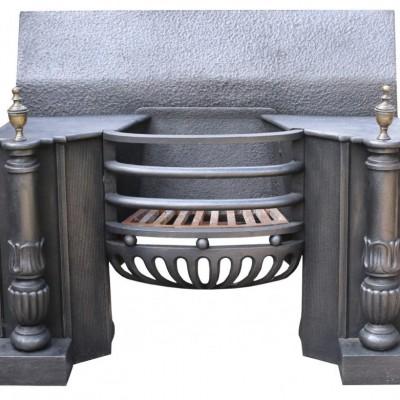 Georgian Cast Iron Hob Grate