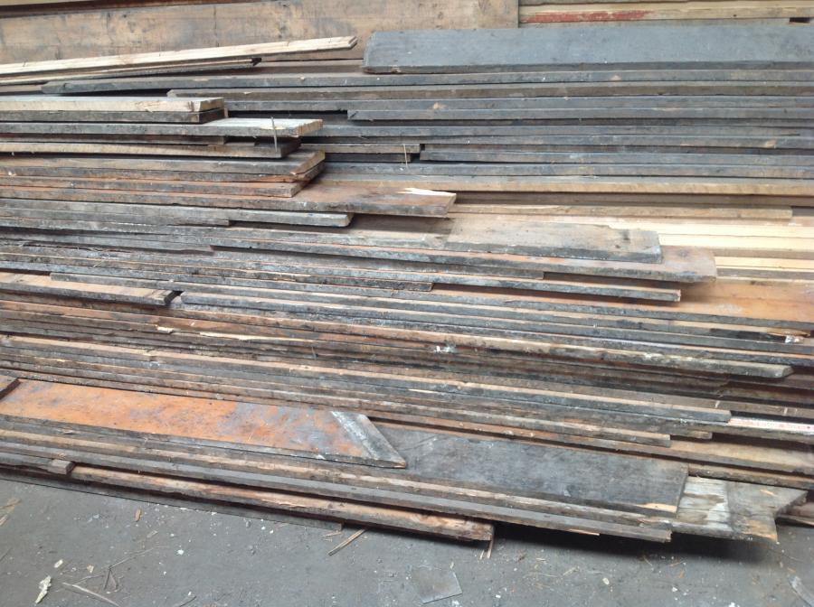 Reclaimed wide pine floorboards pine flooring