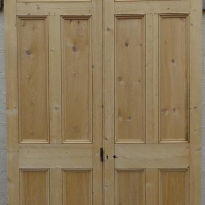 Victorian  paneled double doors / room dividers