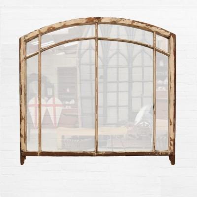 Reclaimed Antique Sash Window Mirror