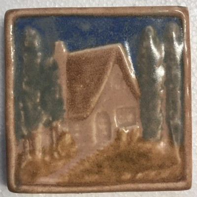 California Art Tile Company Vintage Tiles