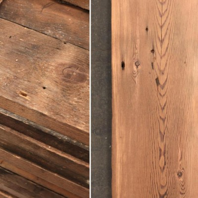 Reclaimed Douglas Fir Flooring - 140mm x 25mm