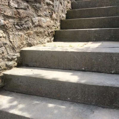 Stone Steps Staircase 3m rise OR Window Lintels 1.5mx0.3mx0.19m